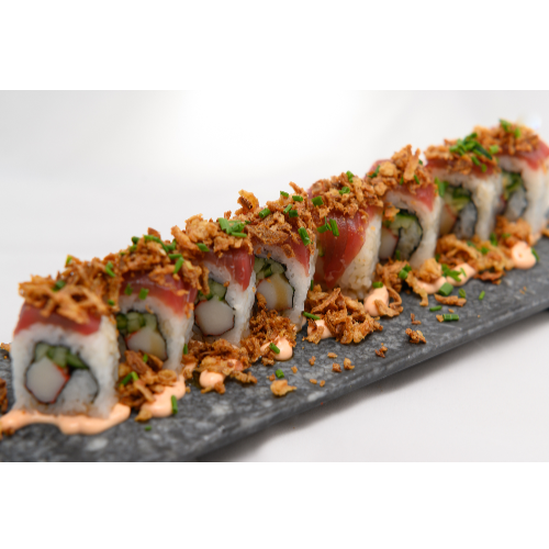 SHISAN ROLL SPICY TUNA