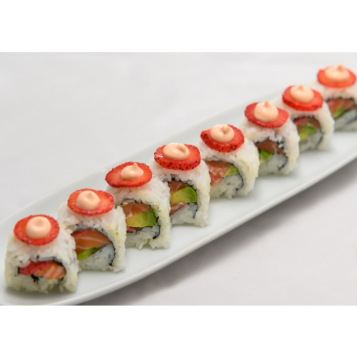 SHISAN ROLL STRAWBERRY